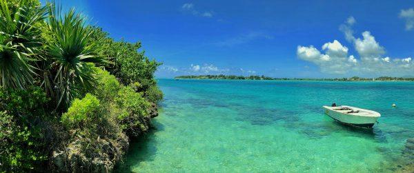 Ile aux Aigrettes, Mauritius
