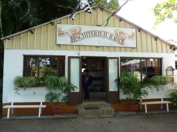 Biscuiterie Rault Mahebourg Mauritius